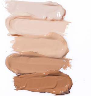 HAN Natural Concealer color swatches