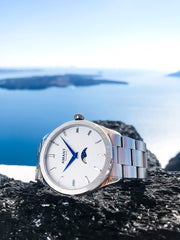 SANTORINI MOONPHASE