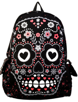 Sugar Skull Bag - Pretty Heels - 2