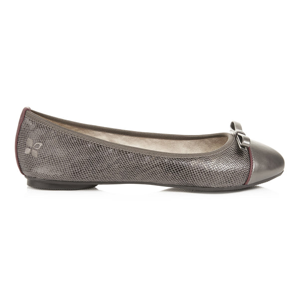 Cara Pewter - Pretty Heels - 5