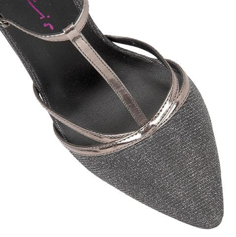 Nevada Pewter - Pretty Heels - 4