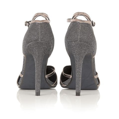 Nevada Pewter - Pretty Heels - 2
