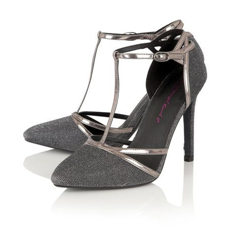 Nevada Pewter - Pretty Heels - 3