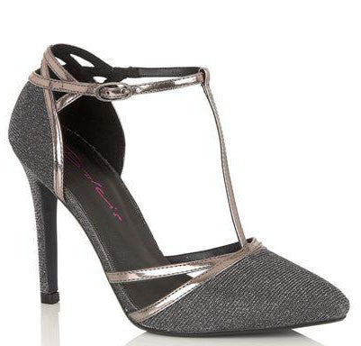 Nevada Pewter - Pretty Heels - 1