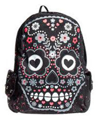 Sugar Skull Bag - Pretty Heels - 1