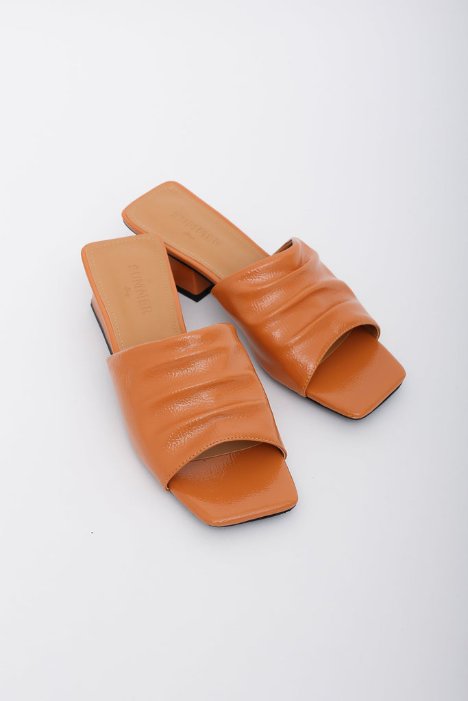 Salma Sandals Rusty Brown