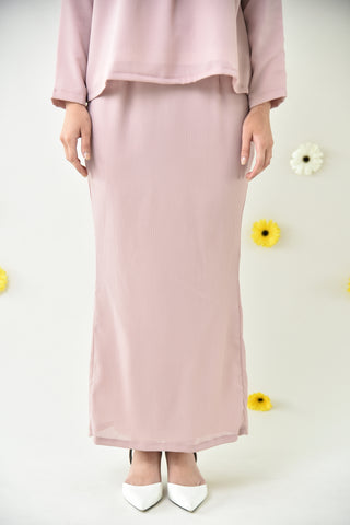Aya Skirt Dusty Pink