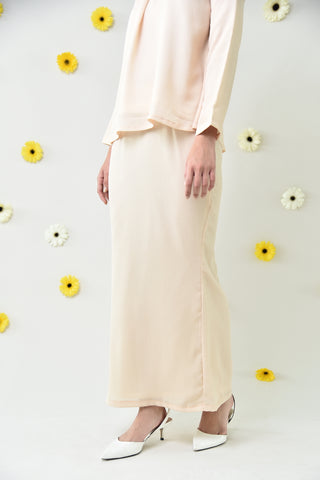 Aya Skirt Cream
