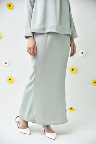 Aya Skirt Dusty Green