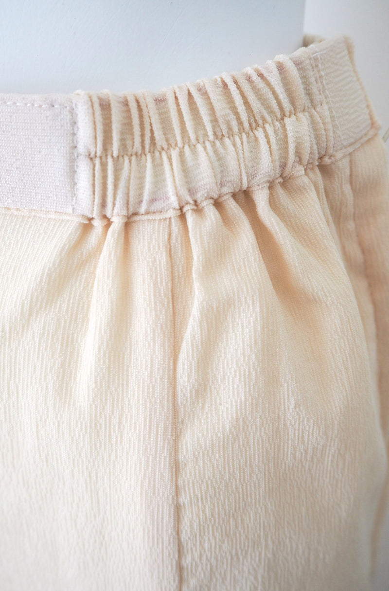 Nia Plain Skirt Cream