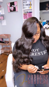 Goddess Signature Collection Bundle Deal/w Closure $195
