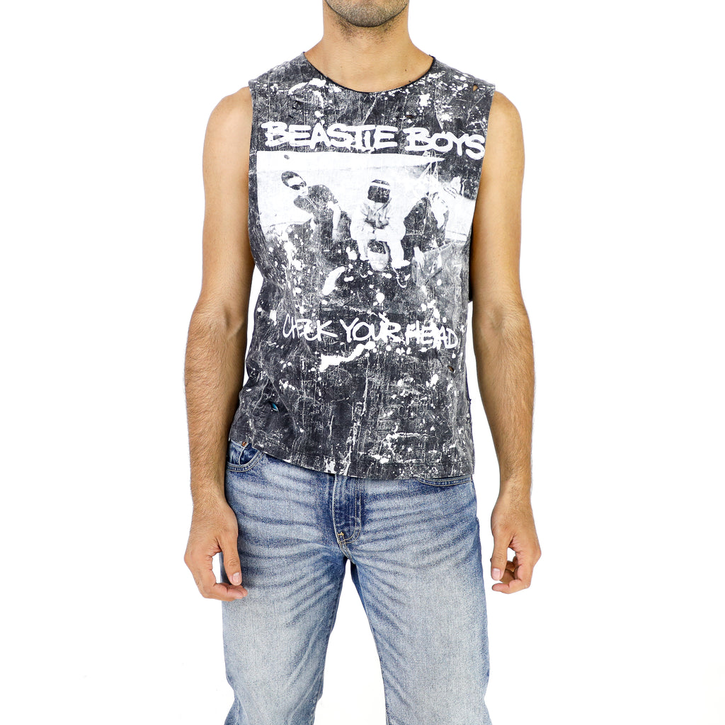 "Beastie Boys ""Check Your Head"" Muscle Tee"