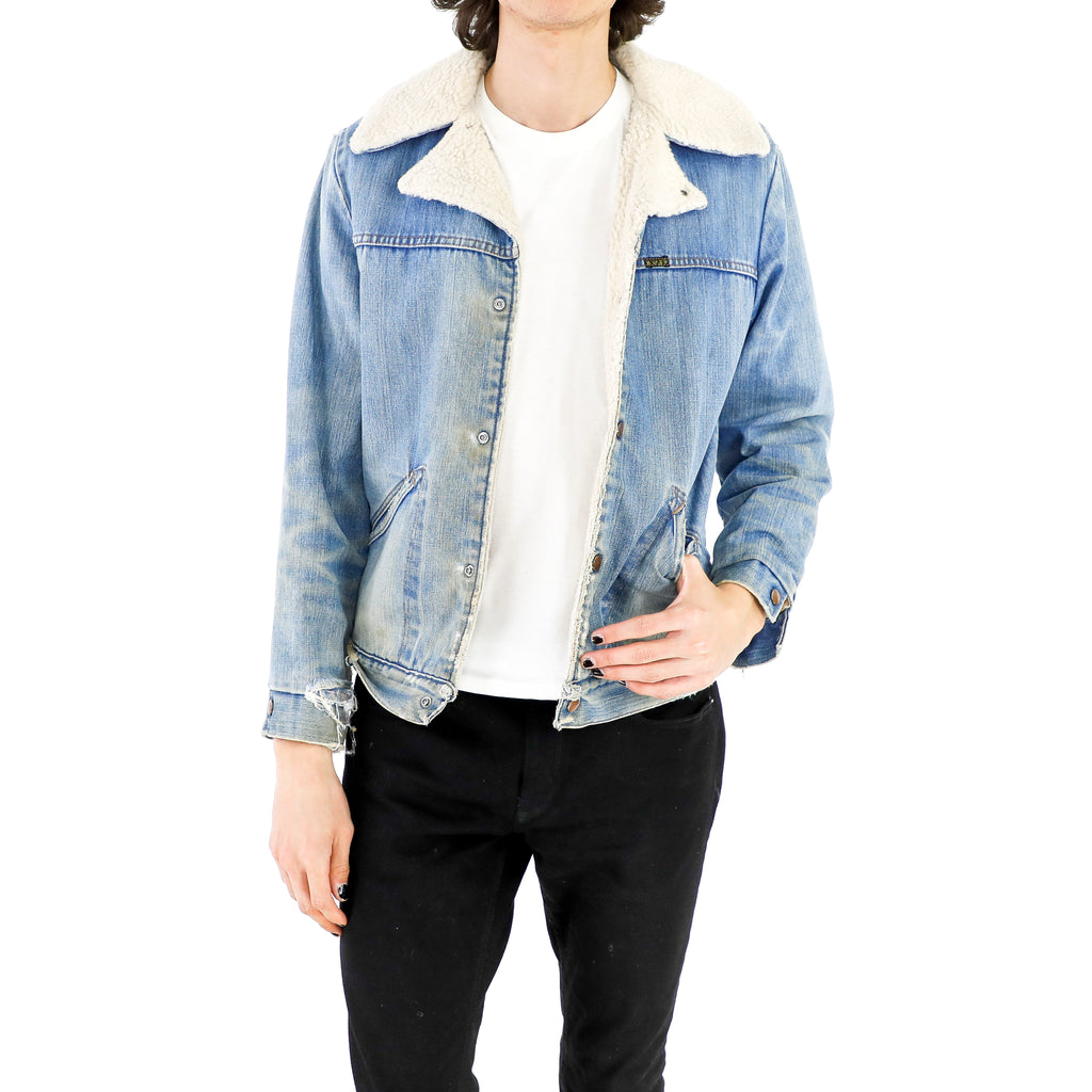 Wrangler Denim Blue Jacket
