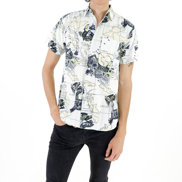 Toucan Map Shirt