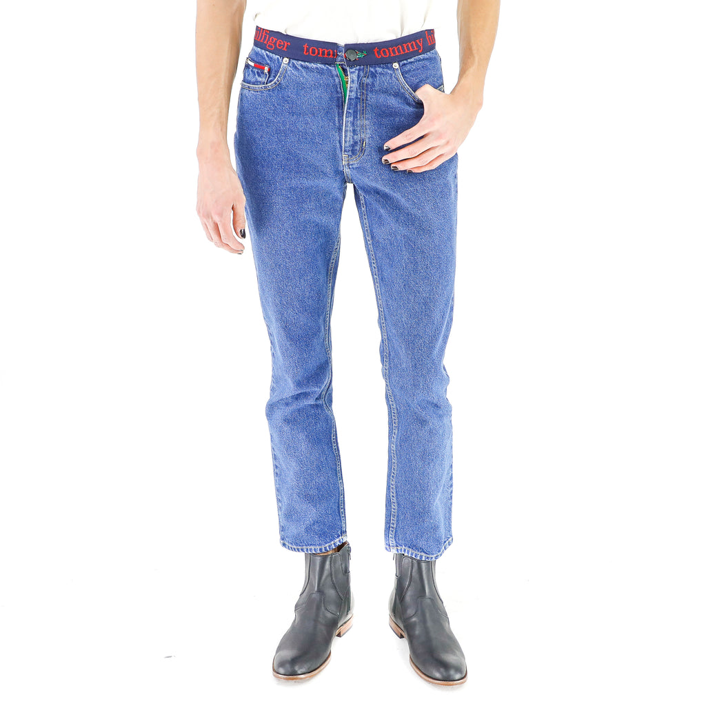 Tommy Hilfiger Denim Blue Jeans