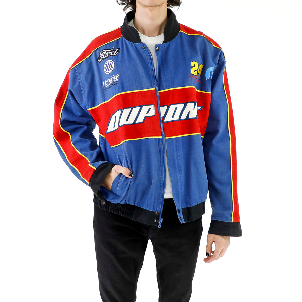Dupont Nascar Racing Jacket