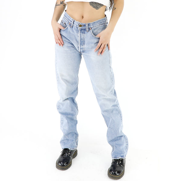 Straight Fit Levi's Jeans