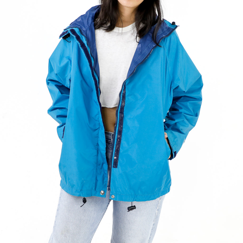 The North Face Azure Blue Jacket