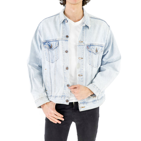 Levi's Vintage Baby Blue Denim Jacket