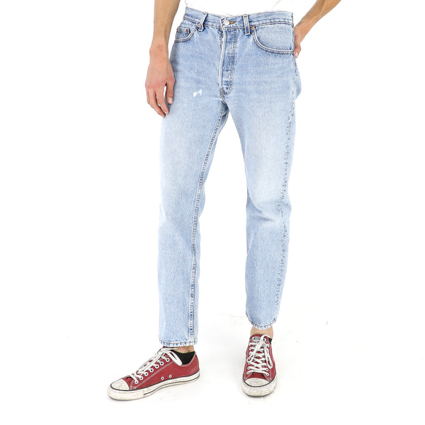 Vintage Washed Out Levi's 501