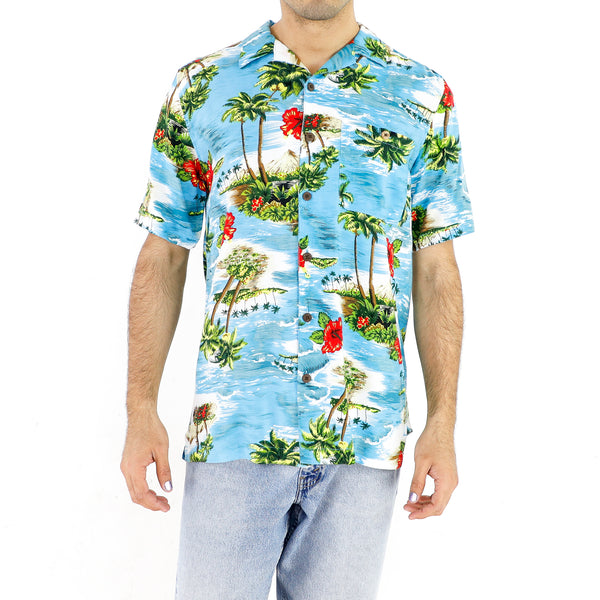 He Lua Pele Hawaiian Shirt