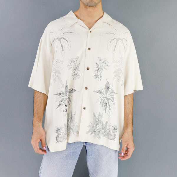 Palms Silk Shirt