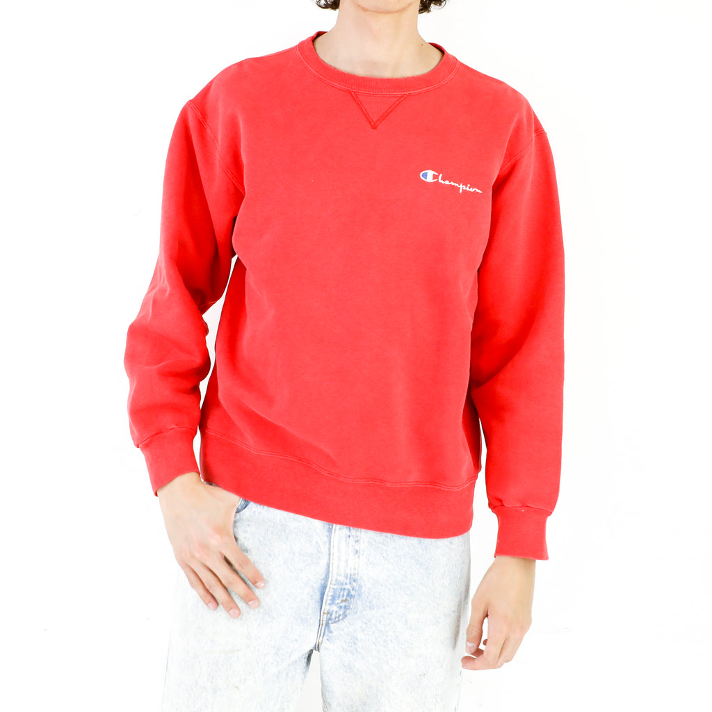 Amaranth Champion Sweatshirt