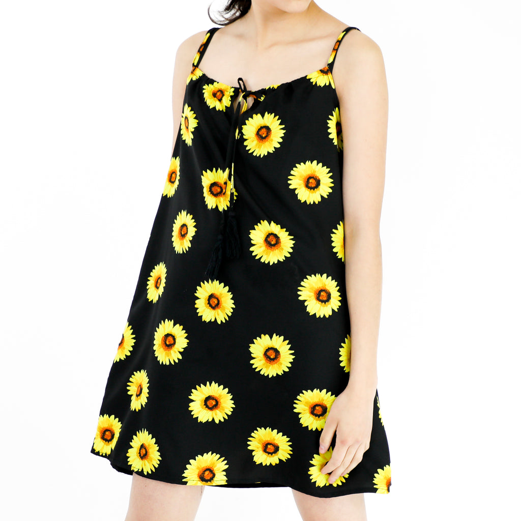 Sunflower Sun Dress