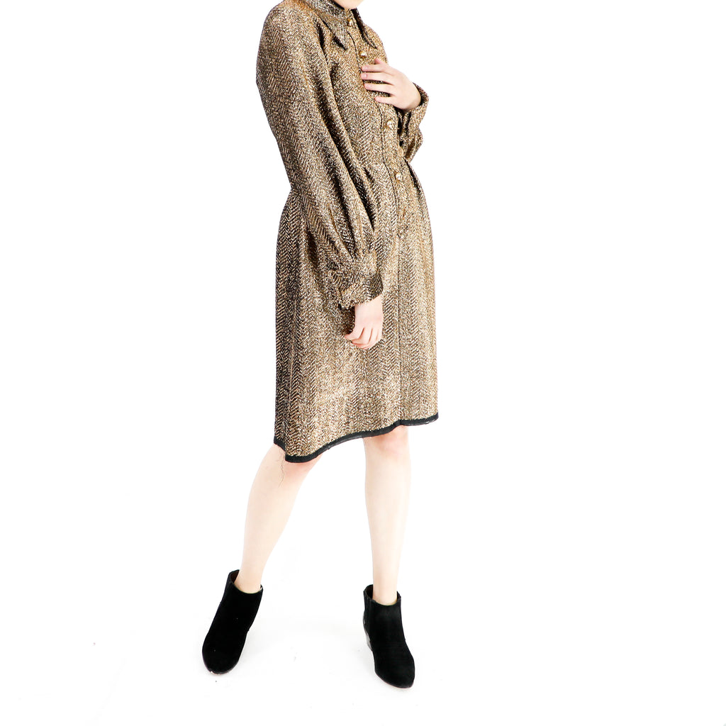 Goldie Shirt Dress