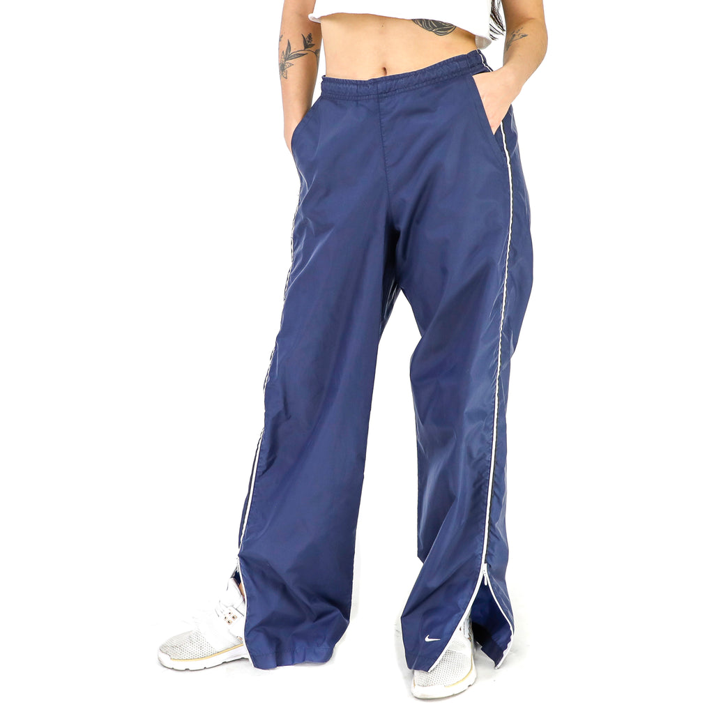 Space Blue Sporty Pants