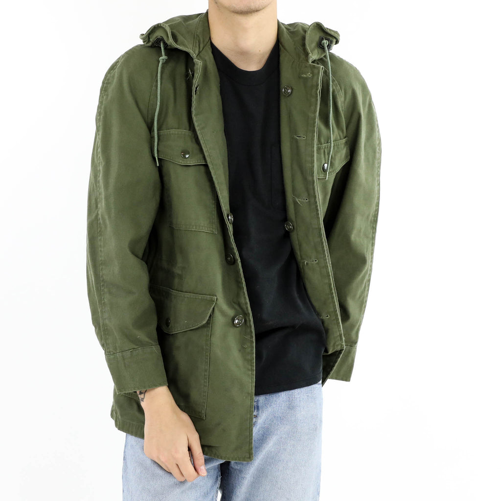 Scooter Boy Parka Jacket