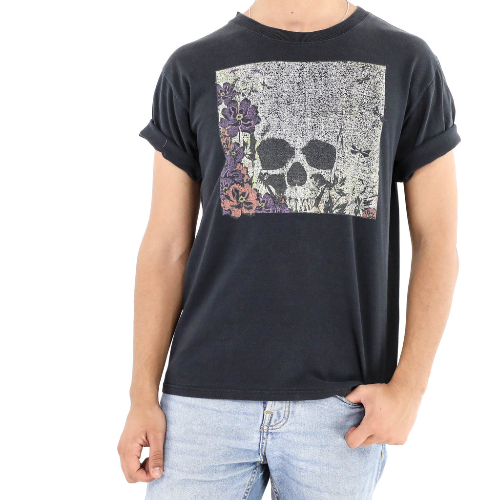 Skull Screen Print Tshirt