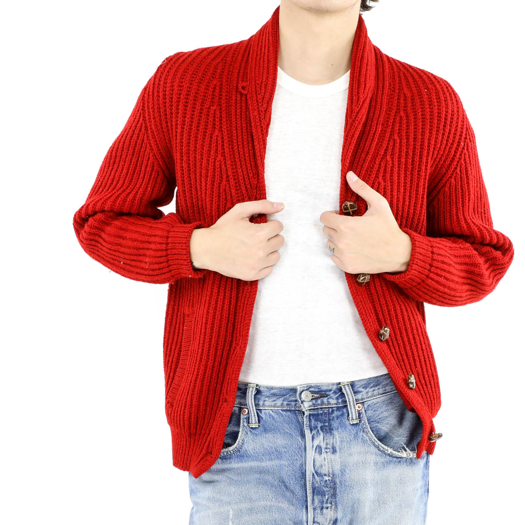 Unisex Fisherman's Cardigan