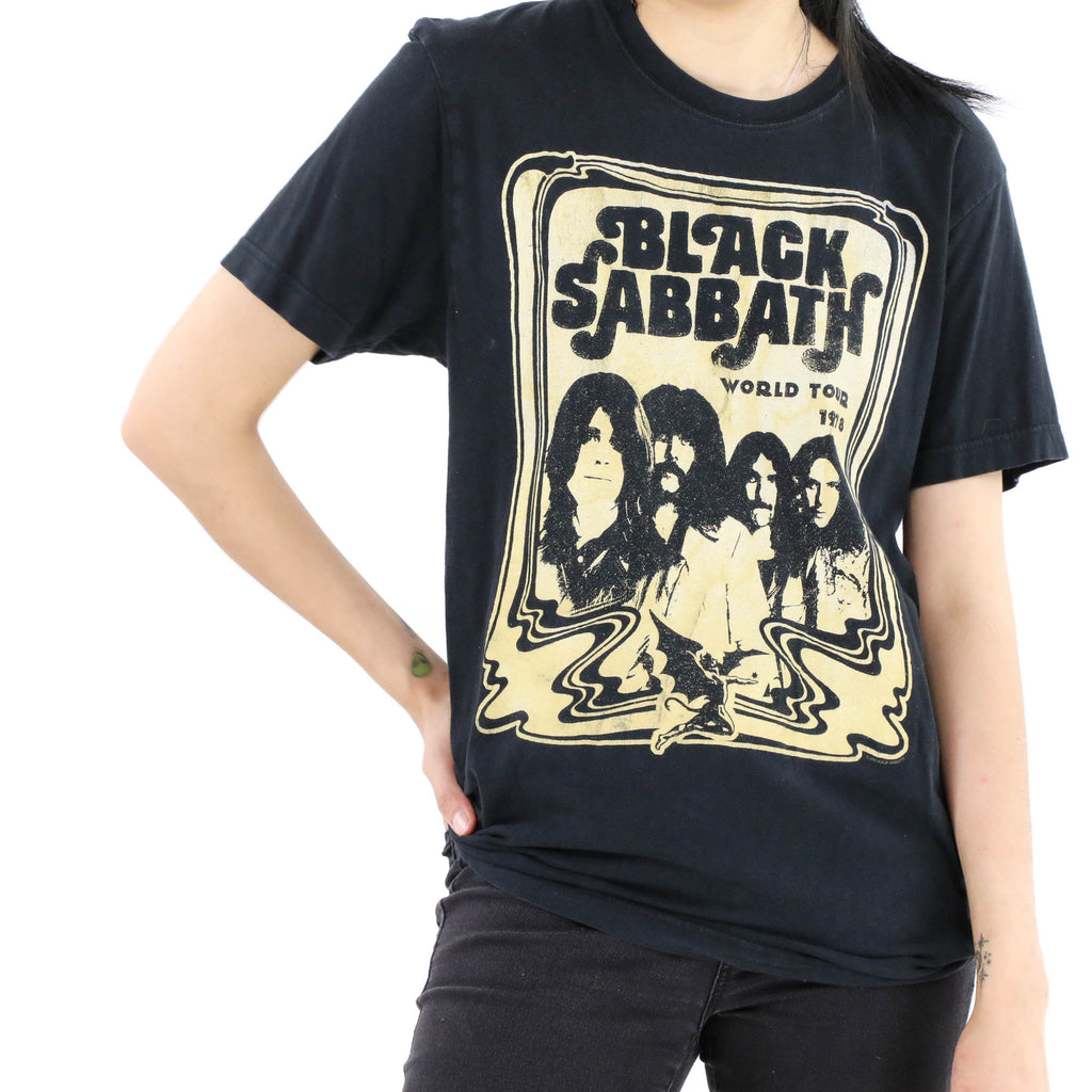 Black Sabbath '78 World Tour Vintage T-shirt