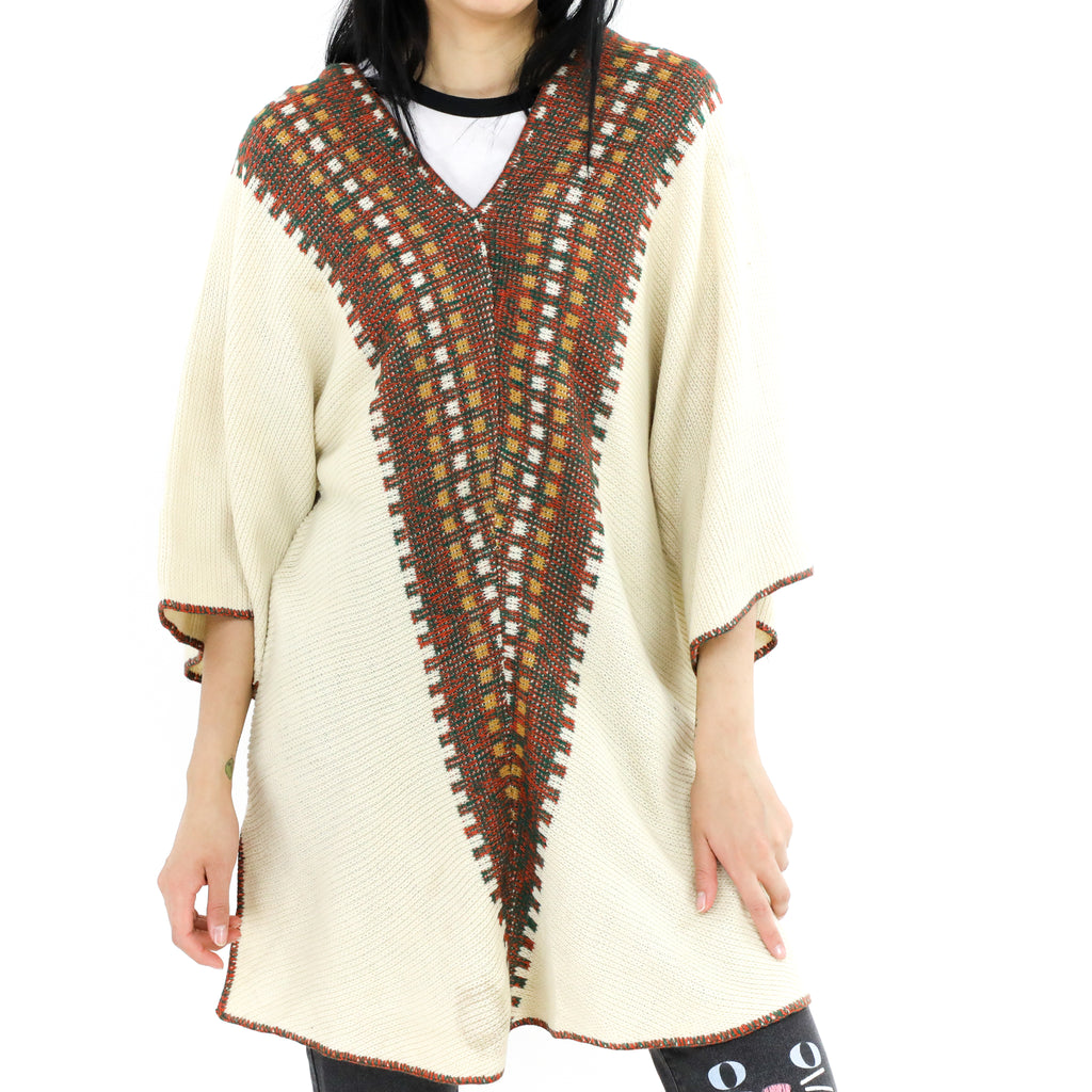 Blanket Andean Jacquard Sweater