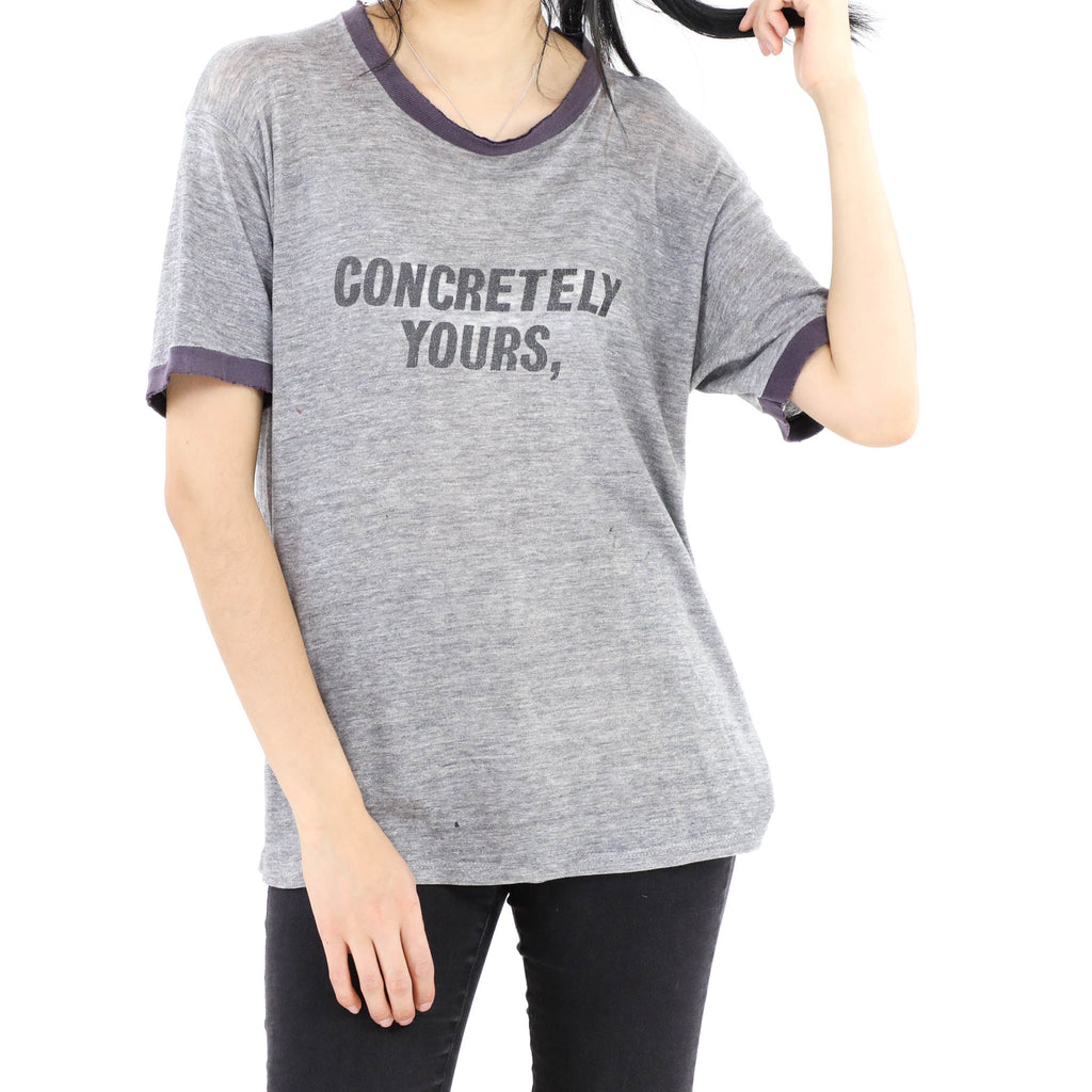 Concretely Yours Graphic T-Shirt