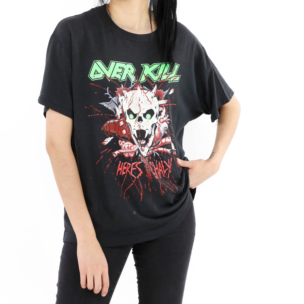 "Over Kill ""We Came to Shred"" T-Shirt"