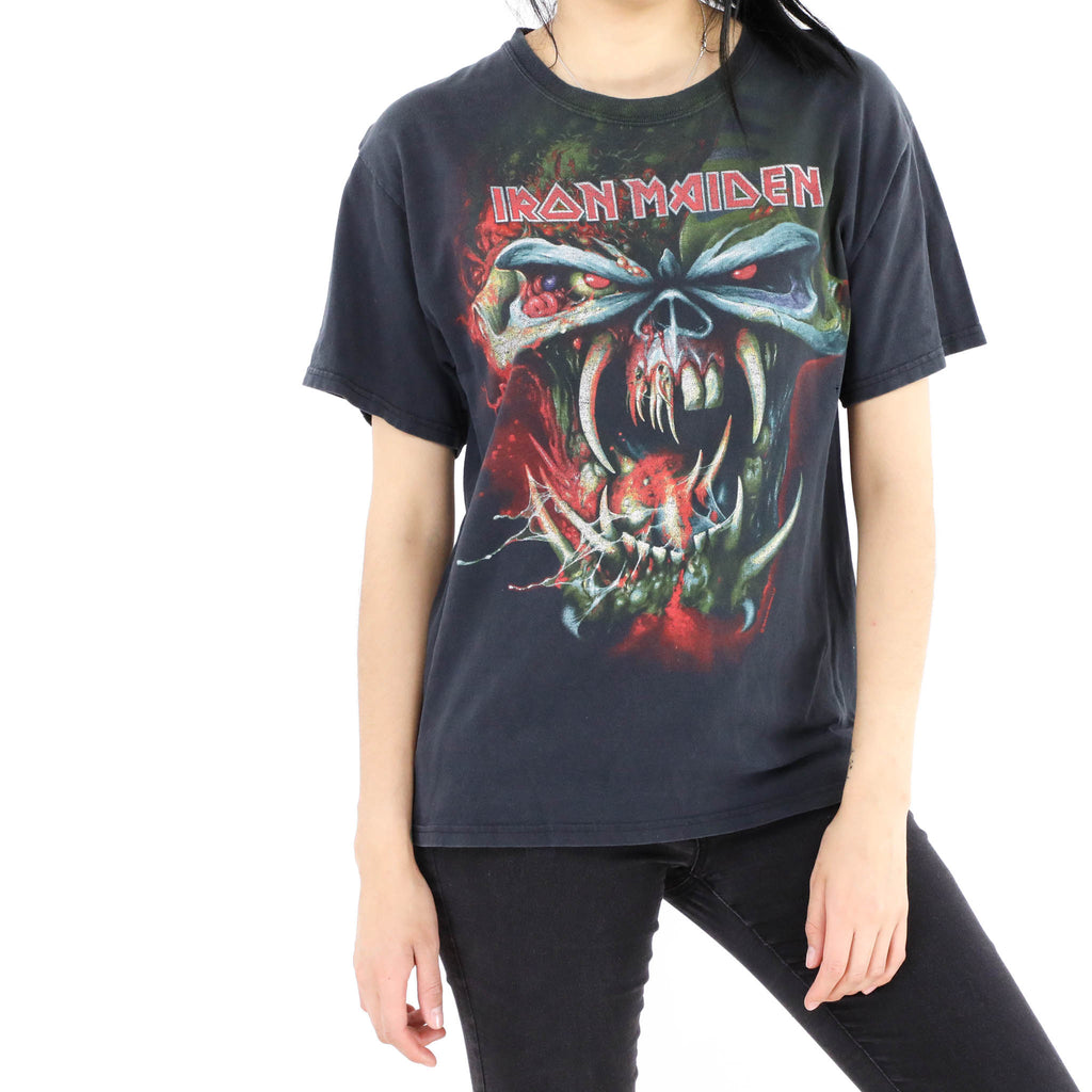 Iron Maiden The Final Frontier 2010 World Tour T-Shirt