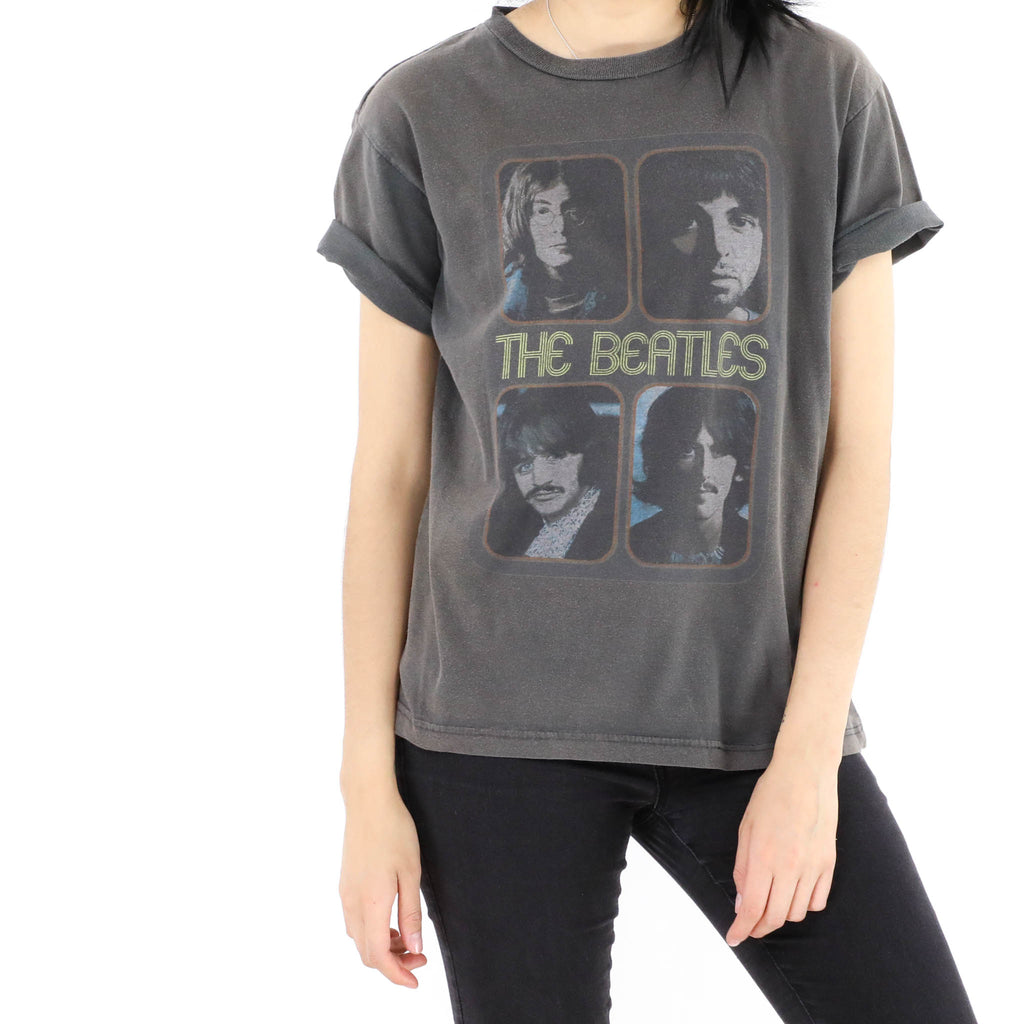 The Beatles Band Vintage T-shirt