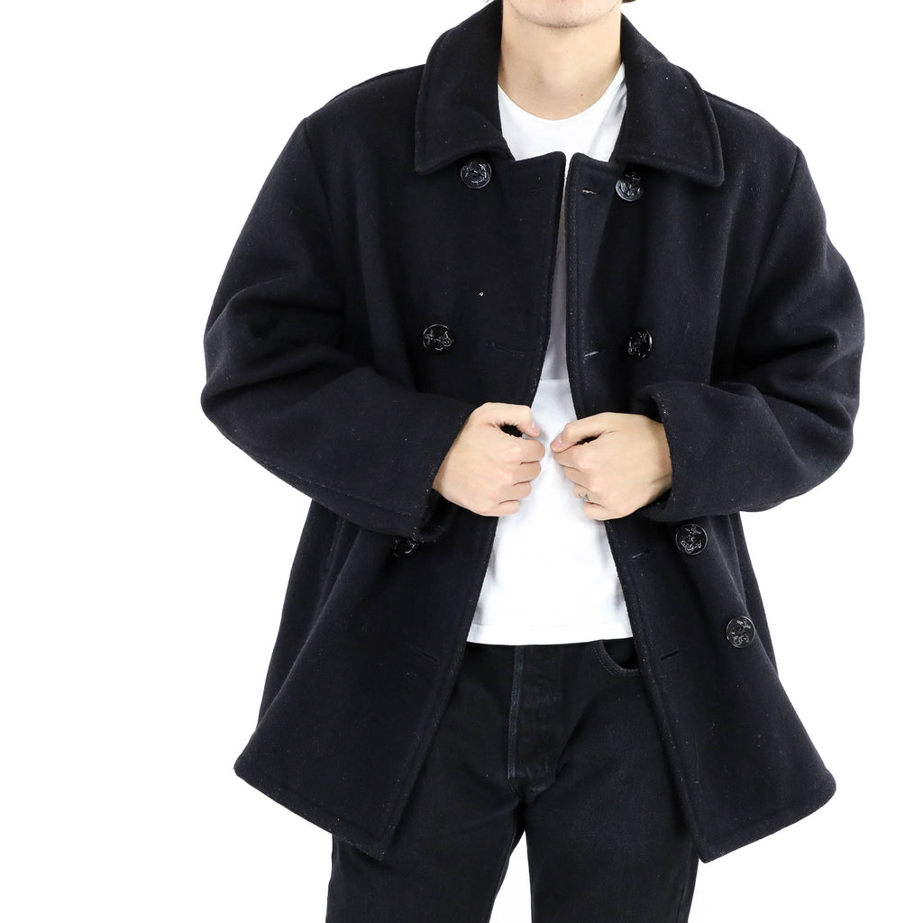 US Navy Peacoat