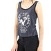 Rhode Island The Last Call Saloon Lace Trimmed Tank Top