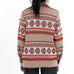 Patterned Jacquard Knit Shirt