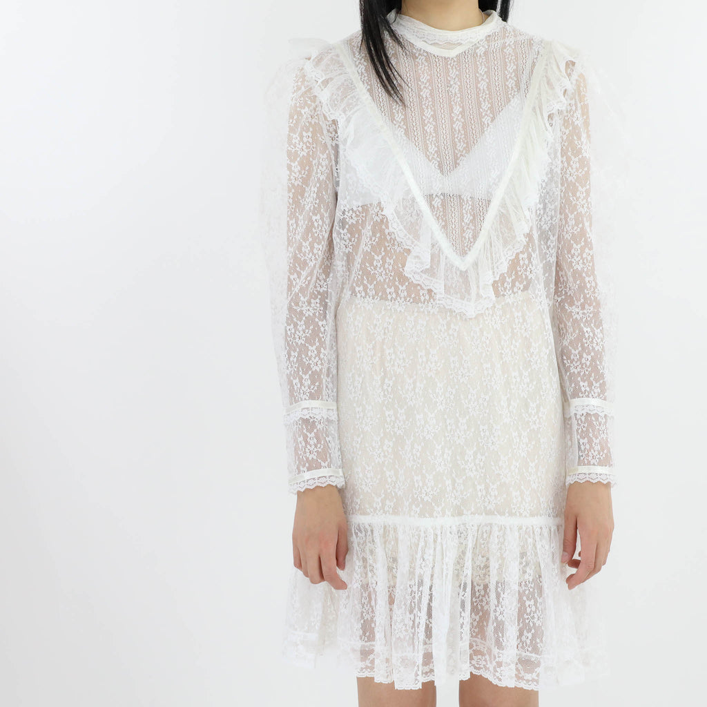 Sheer Prairie Dress