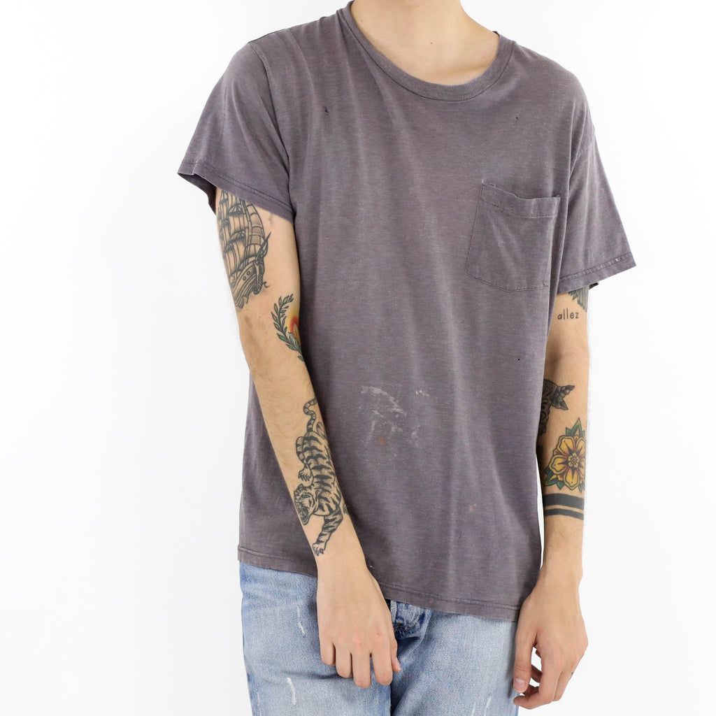 Soft Pocket Vintage Tshirt
