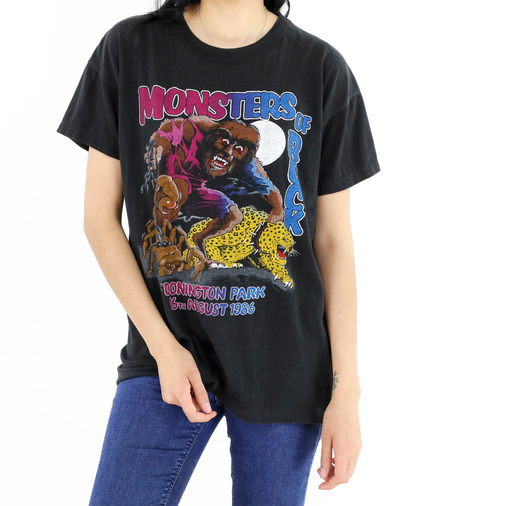 Monsters of Rock 1986 Festival T-Shirt