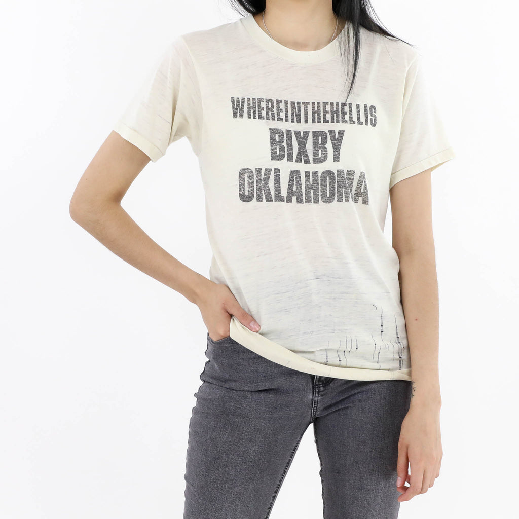 Novelty Bixby Oklahoma T-Shirt