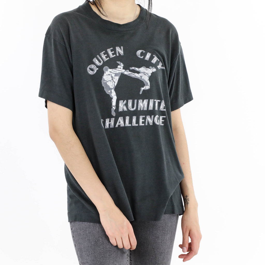 Queen City Kumite Challenge T-Shirt
