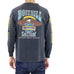 Boothill Saloon Long Sleeve Pocket Tshirt