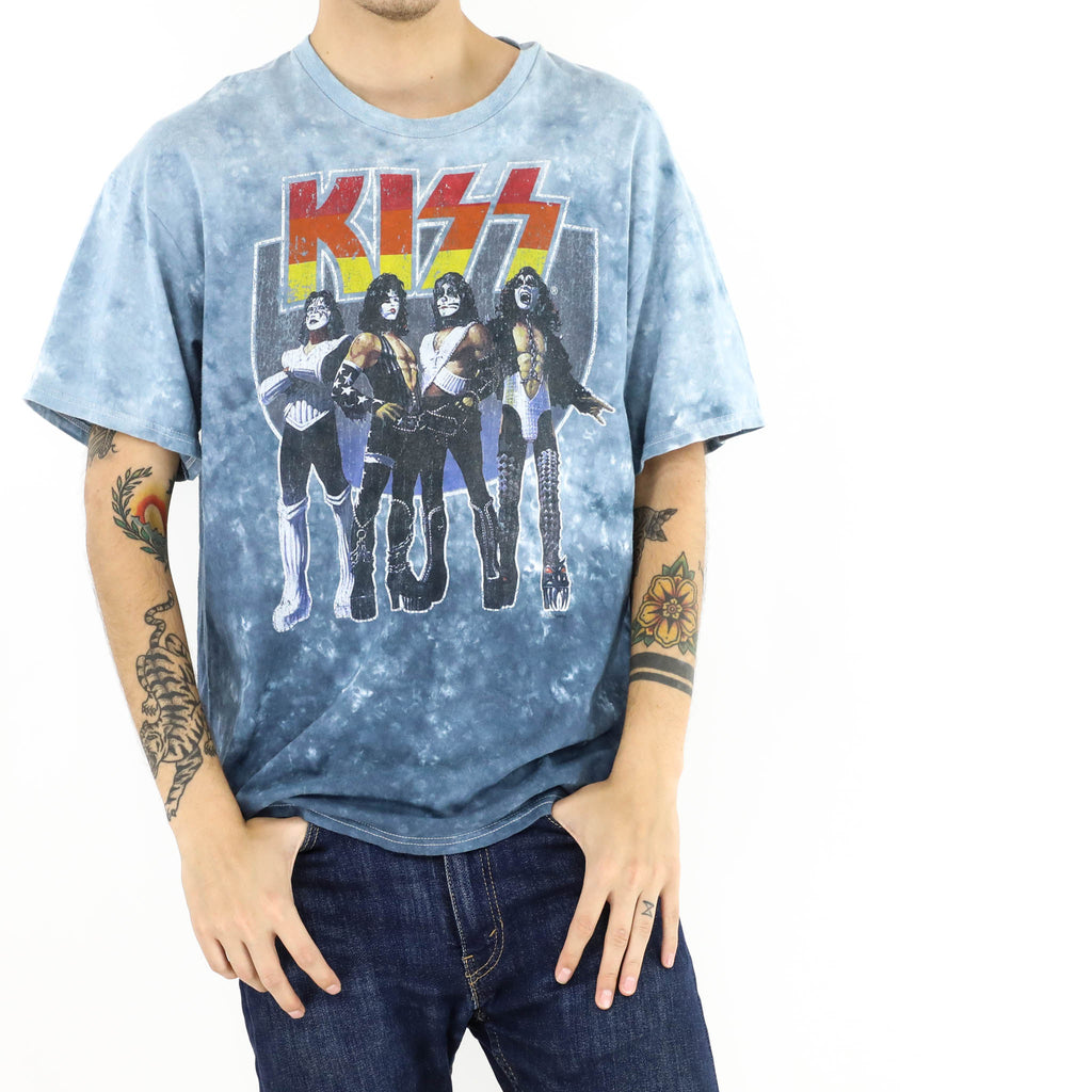 KISS Band Vintage Tshirt