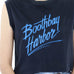 Boothbay Harbor Muscle Tee